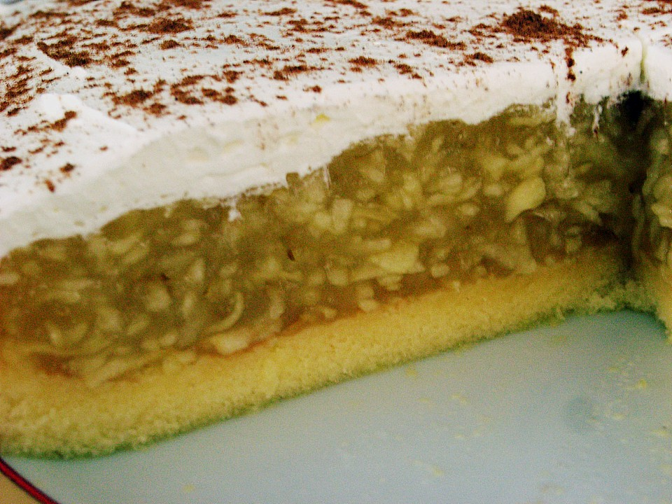 Apfel Zimt Sahne Torte Von Drahtseil Chefkoch De