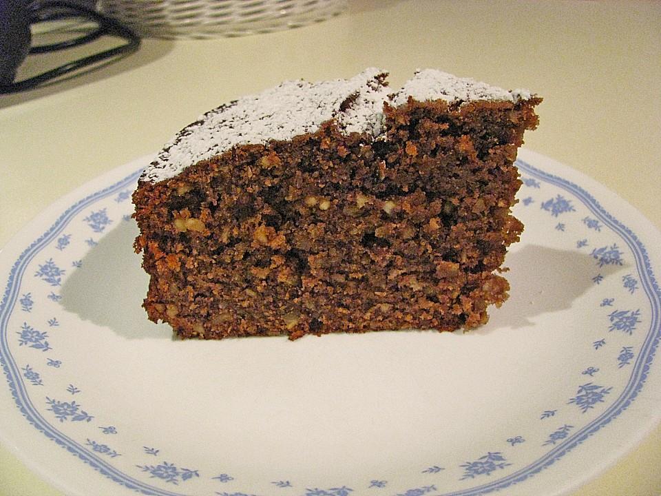 Schokoladenkuchen Ohne Mehl Von Laura132 Chefkoch De