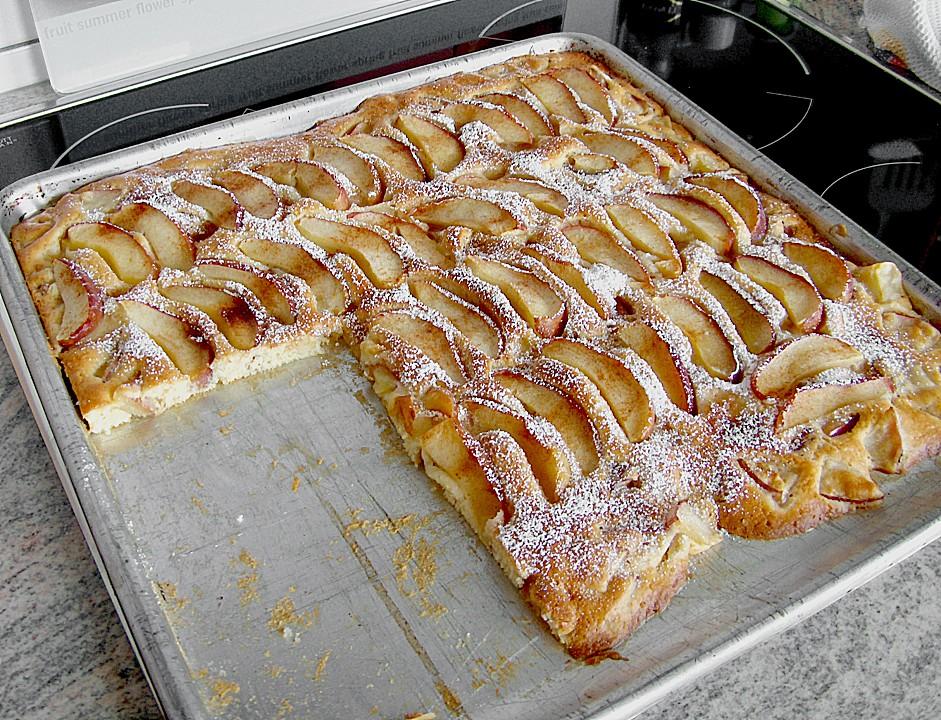 Ww Apfelkuchen Von Drahtseil Chefkoch De