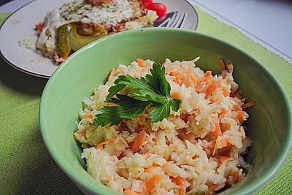 Australischer Krautsalat