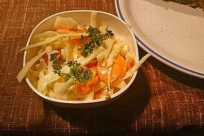 Australischer Krautsalat 2