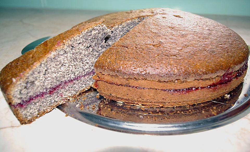 Joghurt Mohnkuchen Von Julisan Chefkoch De