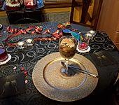 Apfel - Tiramisu mit Walnuss - Pesto (Bild)