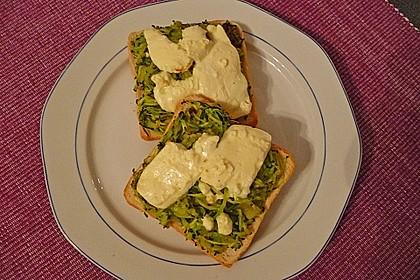 Zucchini - Toast 1