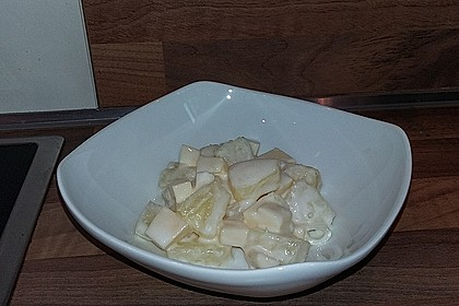 Käse - Ananas - Salat (Bild)