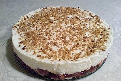Milchschnitten - Kirsch - Torte 3