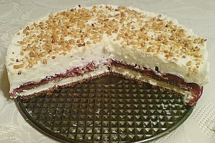 Milchschnitten - Kirsch - Torte 6