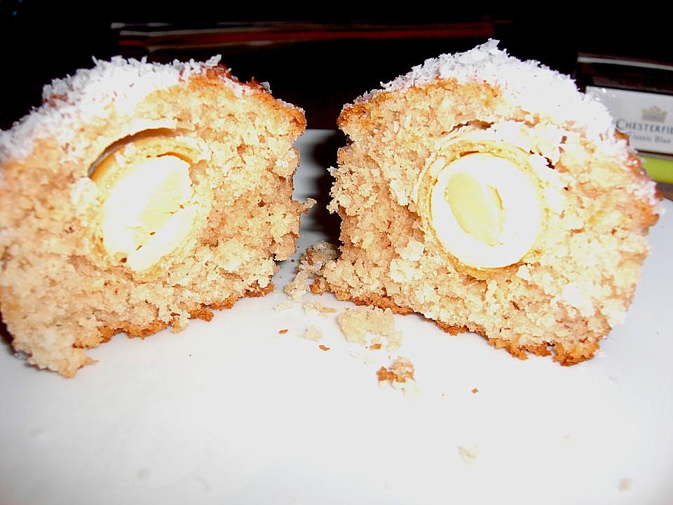 Rezept fur raffaello muffins