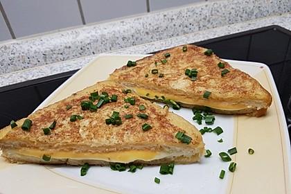 Gebackene Käsesandwiches 6