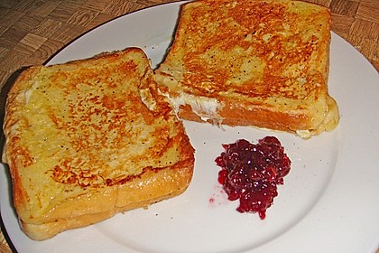 Gebackene Käsesandwiches 9