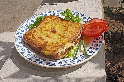 Gebackene Käsesandwiches 2