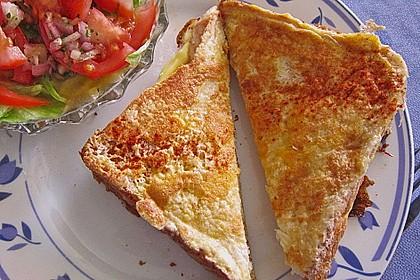 Gebackene Käsesandwiches 5