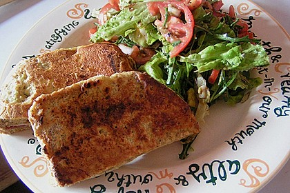 Gebackene Käsesandwiches 8