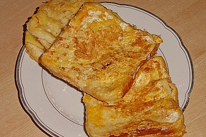 Gebackene Käsesandwiches 4