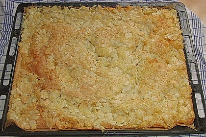 Butter - Mandel - Kuchen 1