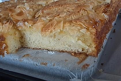 Butter - Mandel - Kuchen 8