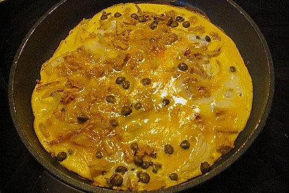 Thunfisch - Omelette 12