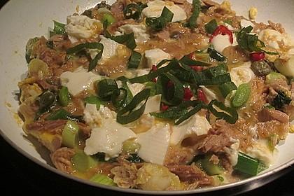 Thunfisch - Omelette 5