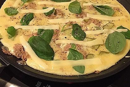 Thunfisch - Omelette 11