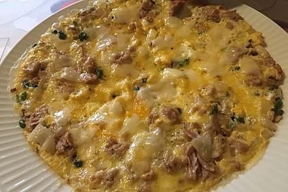 Thunfisch - Omelette 2