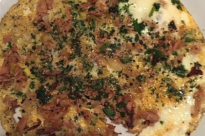Thunfisch - Omelette 14