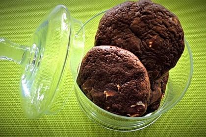Cookies für Schokoladensüchtige 4
