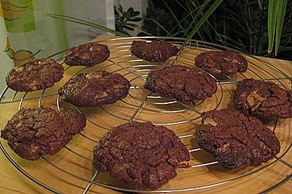 Cookies für Schokoladensüchtige 45