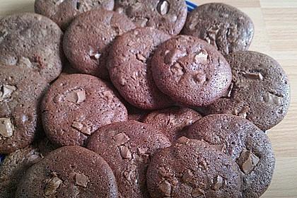 Cookies für Schokoladensüchtige 42