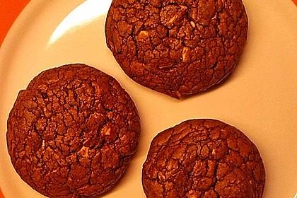 Cookies für Schokoladensüchtige 28
