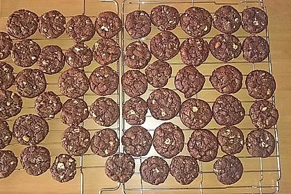 Cookies für Schokoladensüchtige 35