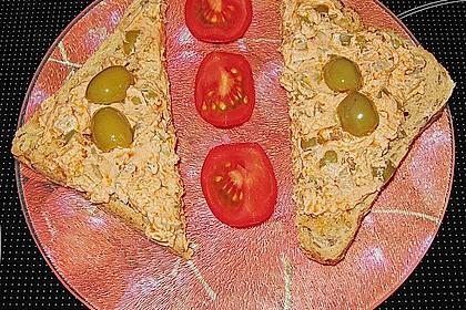 Frischkäse - Tomaten - Oliven - Creme 1