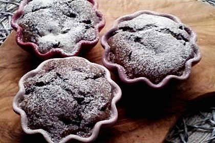 Heidelbeer - Muffins (Bild)
