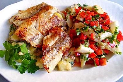 Spargel nach Art Carbonara mit heurigen Kartoffeln 4