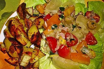 Omas bunter Harzer - Salat (Bild)