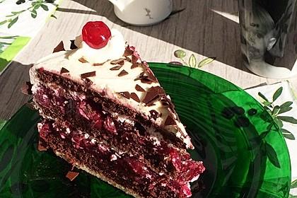 Schwarzwälder - Kirsch - Torte 3