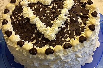Schwarzwälder - Kirsch - Torte 120
