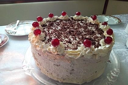 Schwarzwälder - Kirsch - Torte 121