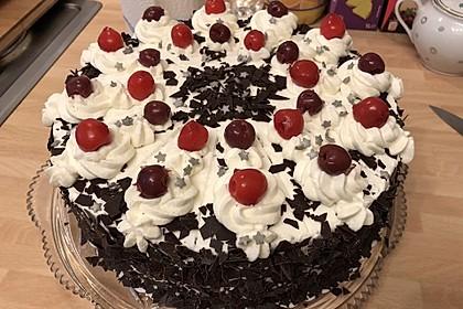 Schwarzwälder - Kirsch - Torte 105