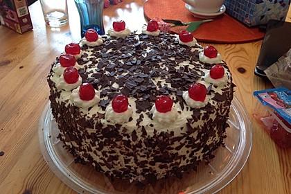 Schwarzwälder - Kirsch - Torte 102