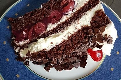 Schwarzwälder - Kirsch - Torte 52