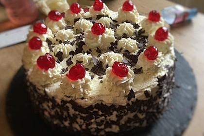Schwarzwälder - Kirsch - Torte 20
