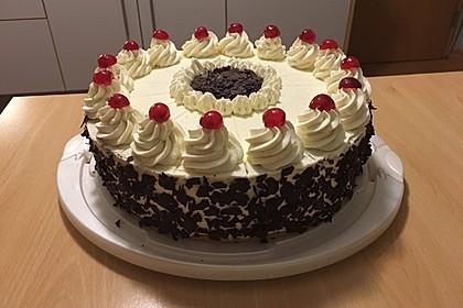 Schwarzwälder - Kirsch - Torte 4