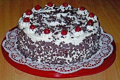 Schwarzwälder - Kirsch - Torte 30