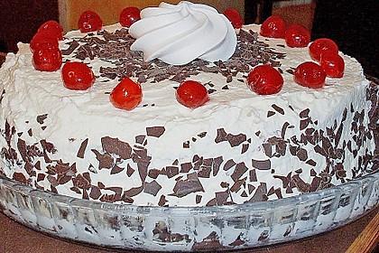 Schwarzwälder - Kirsch - Torte 78