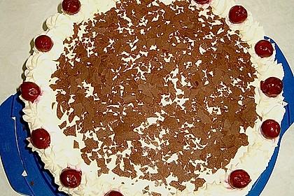 Schwarzwälder - Kirsch - Torte 50