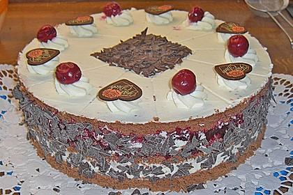 Schwarzwälder - Kirsch - Torte 82