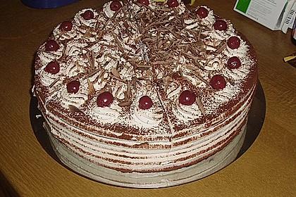 Schwarzwälder - Kirsch - Torte 21