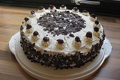 Schwarzwälder - Kirsch - Torte 36