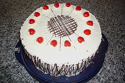 Schwarzwälder - Kirsch - Torte 91
