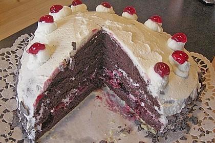 Schwarzwälder - Kirsch - Torte 154